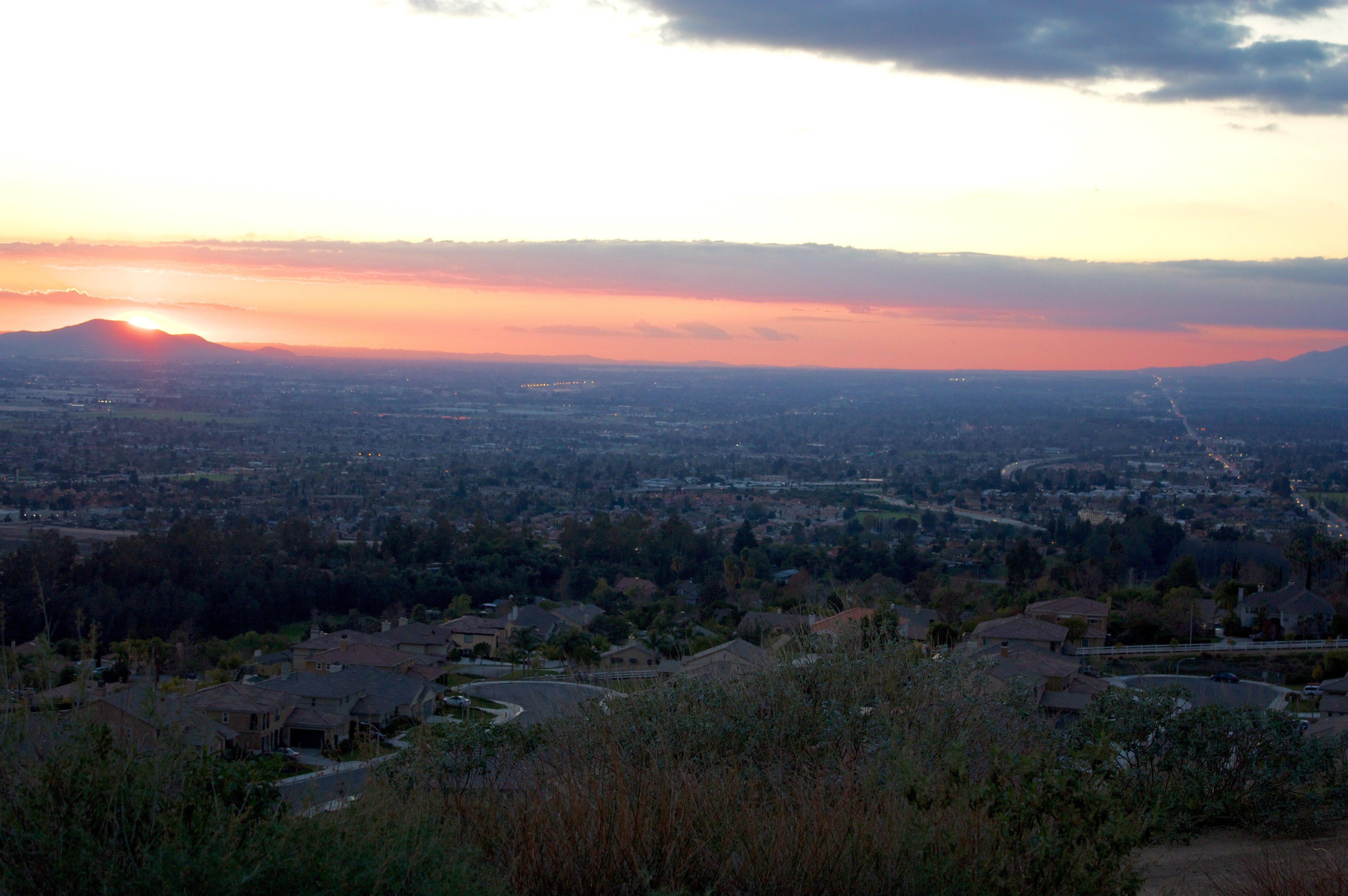 A Different View of San Bernardino