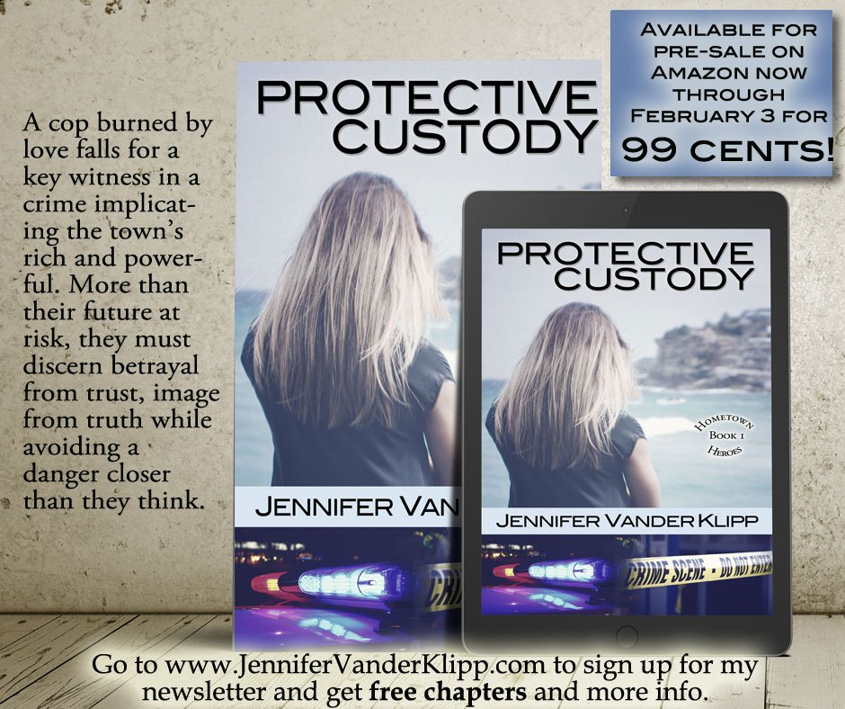 Protective Custody Is Coming!