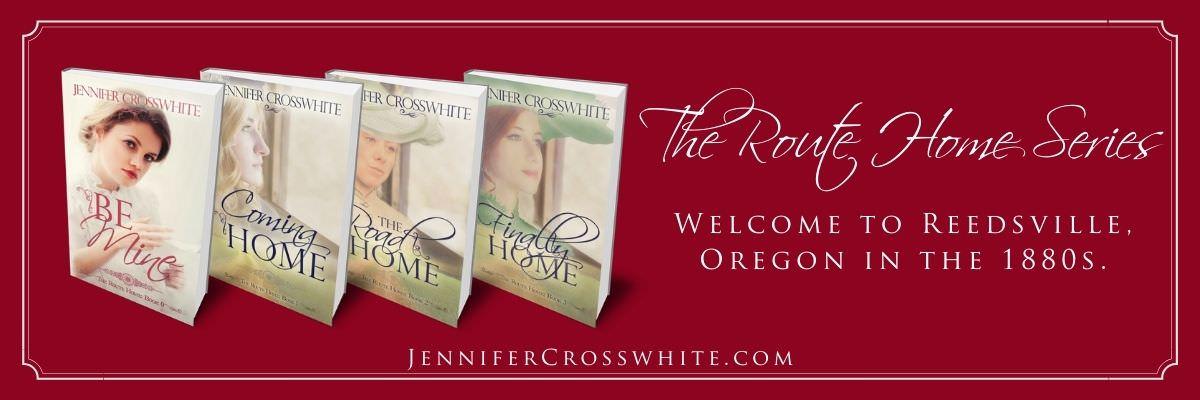 Jennifer Crosswhite Route Home Series Slider